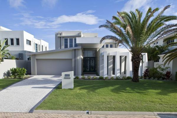 Luxury house plans gold coast
