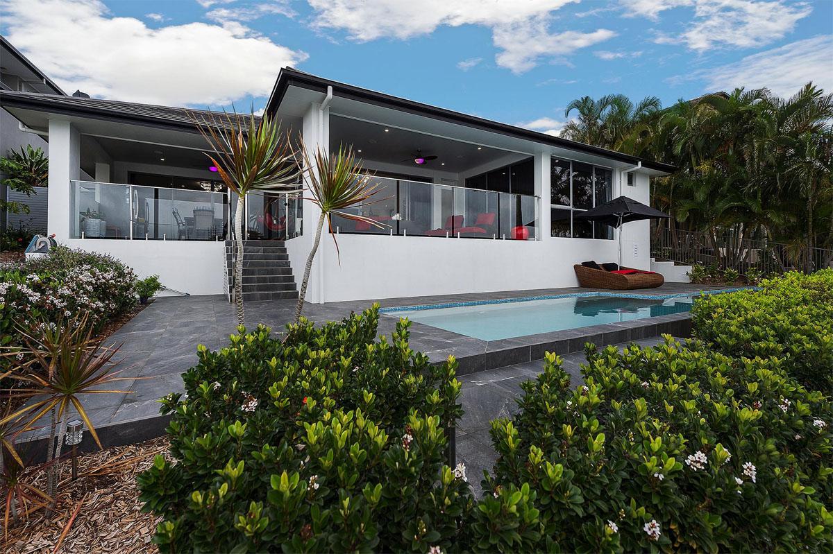Hope Island Builders Gold Coast Builders Unique Homes
