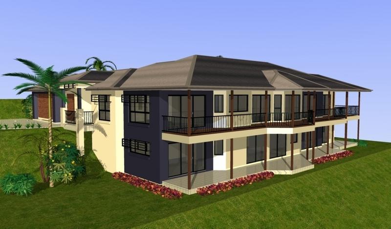 sloping block home designs 3