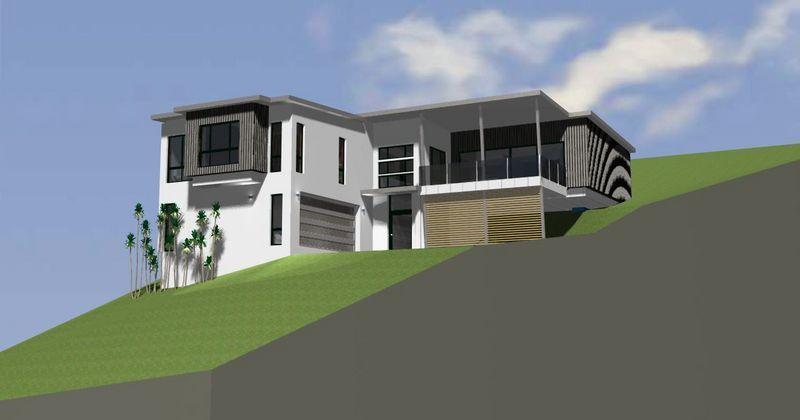 sloping block home designs 6
