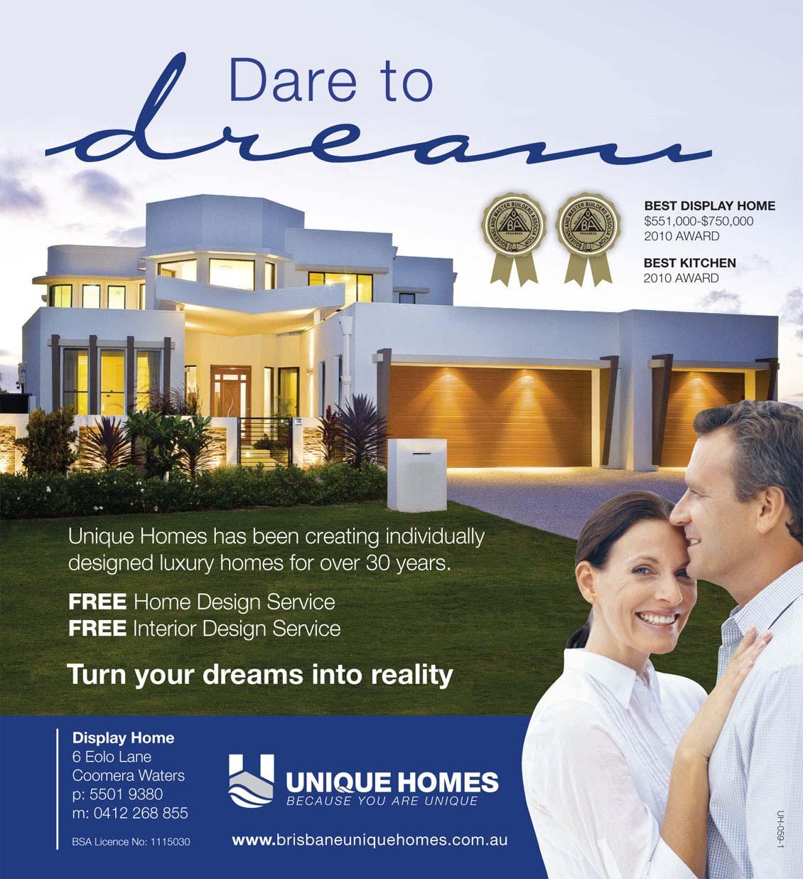 luxury house builders gold coast