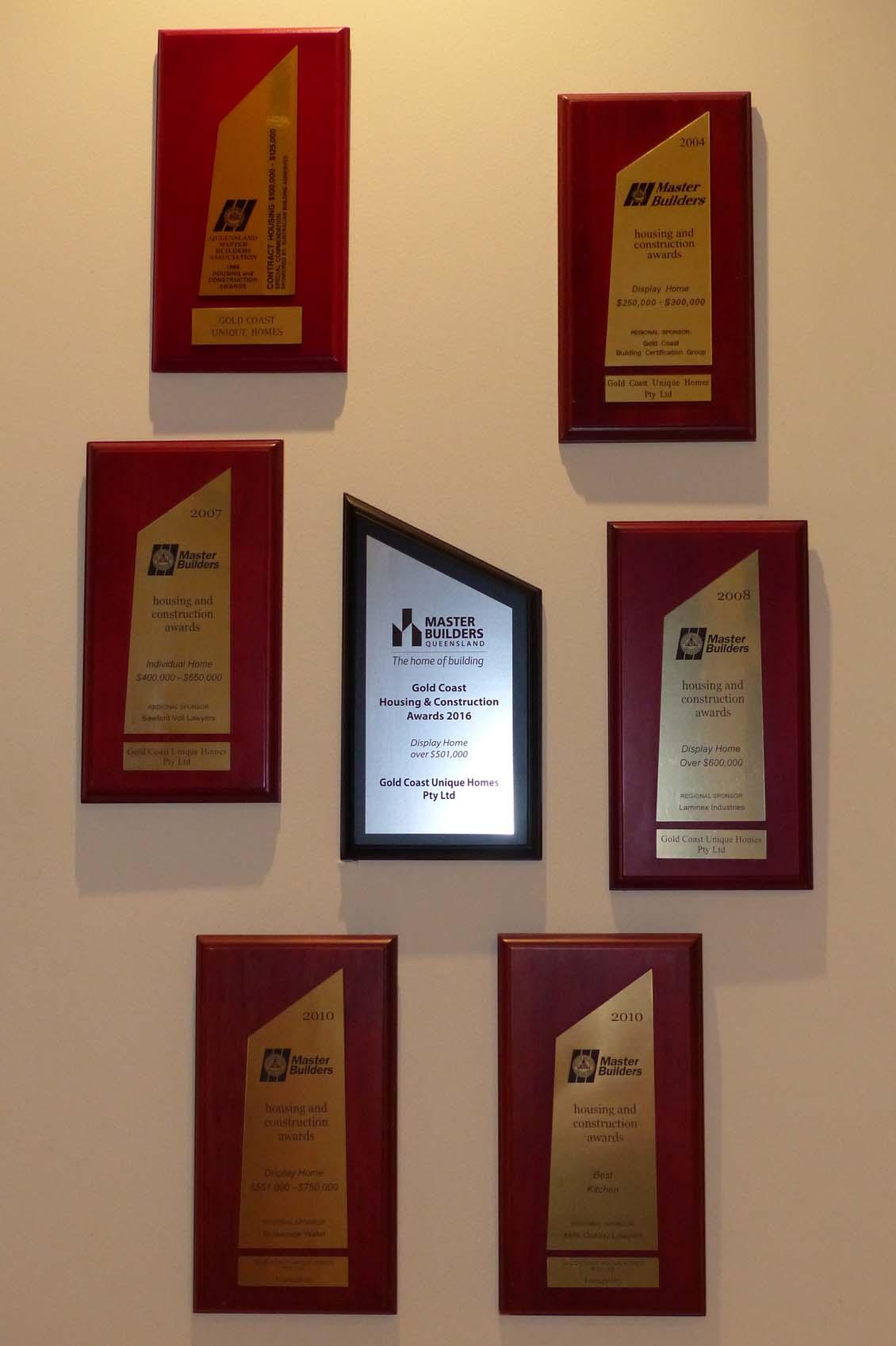master builders awards gold coast