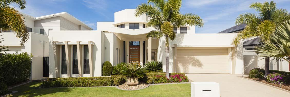 Superb Split Level Home Design Sloping Block